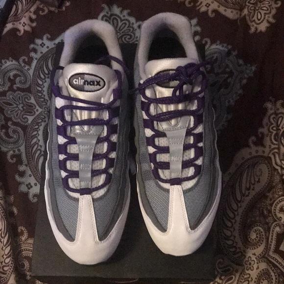 Nike  scarpe   Nike Brand New Id Custom Airmax 95   Poshmark 5bd8f1